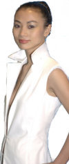 Website dedicated to the chinese actress Bai Ling